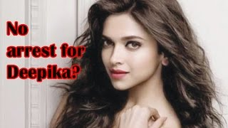 Deepika Padukone Gets Interim Protection From Arrest  TOI