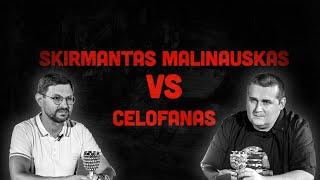 """""""Mortal Kombat"""": Skirmantas Malinauskas vs Celofanas"""