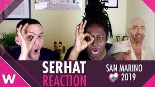 Serhat will sing for San Marino at Eurovision 2019 - REACTION | wiwibloggs