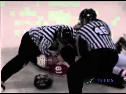 Cory MacIntosh vs. Scott Trask