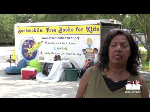 Moonshot Moment Bookmobile Launch 2016