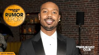Michael B. Jordan's Former House Assistant Claims They Had A 'Moment' In A Closet