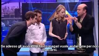Emma Stone E Andrew Garfield A El Hormiguero_parte 3 [Sub Ita]