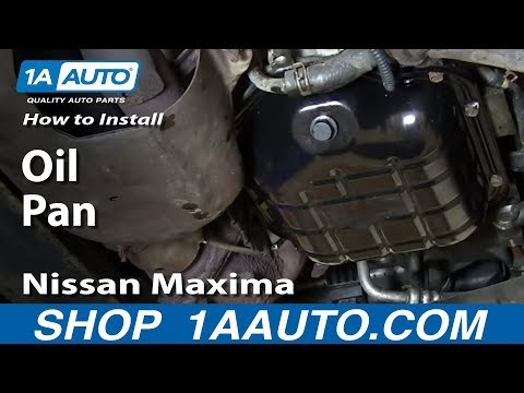 Download Link Youtube How To Install Replace Oil Pan