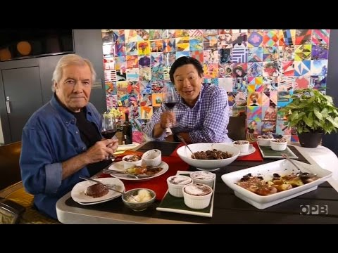 Simply Ming with Jacques Pepin - Chicken Livers Two Ways - 2016