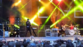 Angels and Airwaves - Anxiety - live in Berlin, Germany (30.8.2012) HD