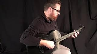 RainSong Concert Hybrid OM Guitar at Guitar Gallery