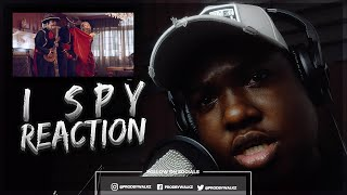 Krept & Konan   I Spy (Official Video) Ft. Headie One, K Trap (REACTION)