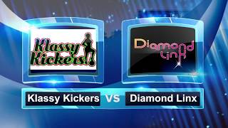 Fall Kickball: Klassy kickers Vs Diamond Linx