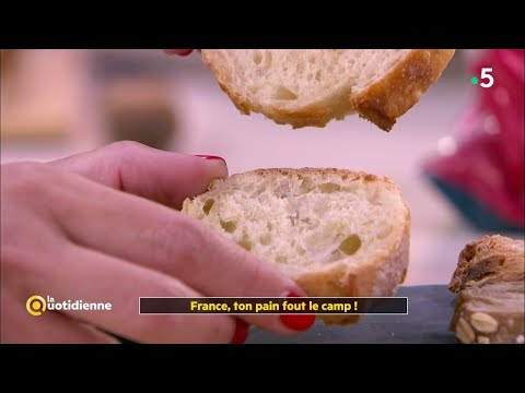 Le pain est-il toujours de qualité en France ?