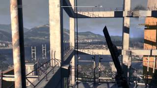 Dying Light (PS4) Ending Part 2 - Climbing To The Top of the World!