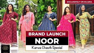 New Brand Launch Noor featuring Vaishali
