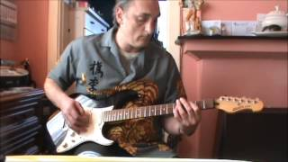 AC/DC spellbound cover by fabrice