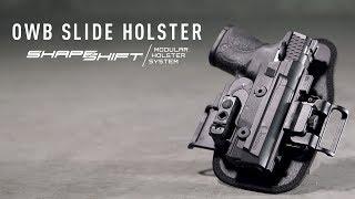 OWB Belt Slide Holster