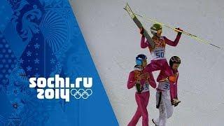 Ski Jumping - Men's Large Hill - Final - Stoch Wins Gold   Sochi 2014 Winter Olympics