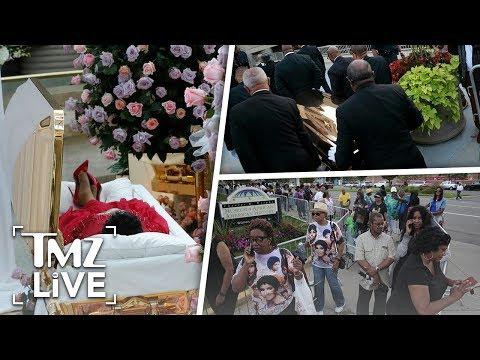 [TMZ]  Aretha Franklin: The Final Goodbye