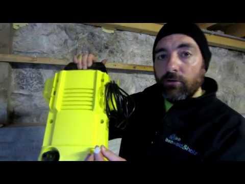 Momente beim Reinigen: Kärcher K2 ausgepackt und ausprobiert.
