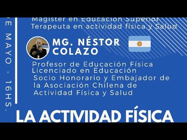 Hablemos de… » Actividad Física en el Contexto Laboral» FIEP Argentina Oficial