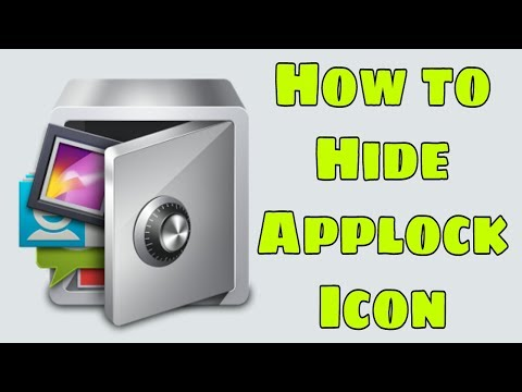 [Hindi]How to Hide Applock