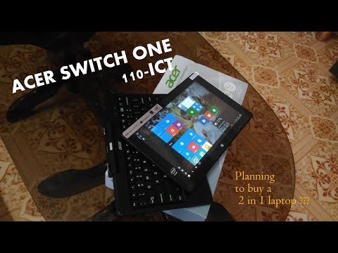 Acer switch one (110-ICT)
