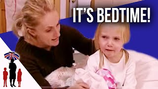 4 Year Old Twins Refuse To Go To Bed | Supernanny