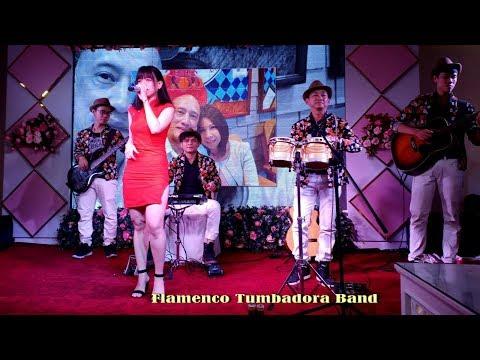 Ban nhạc Flamenco Tumbadora Biểu diễn Đám Cưới