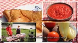 preview picture of video 'Legătură gastro - Supa de peste Hegykoz'