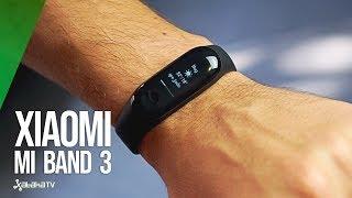Xiaomi Mi band 3: ningún wearable da MÁS POR MENOS