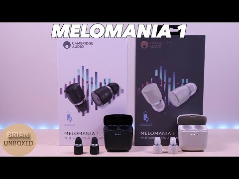 External Review Video x9Pg5yD_NiQ for Cambridge Audio Melomania 1 Wireless Headphones