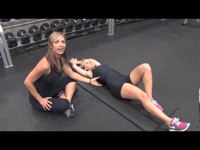 ehowhealth - Workouts for Women : How to Lose Belly Fat with Exercises