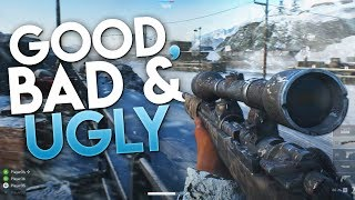 Battlefield V: The Good, The Bad, & The Ugly (A Critical Review) (Battlefield 5)