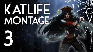 ☾Katlife☽ High Elo Katarina Montage 3 - Tank Katarina