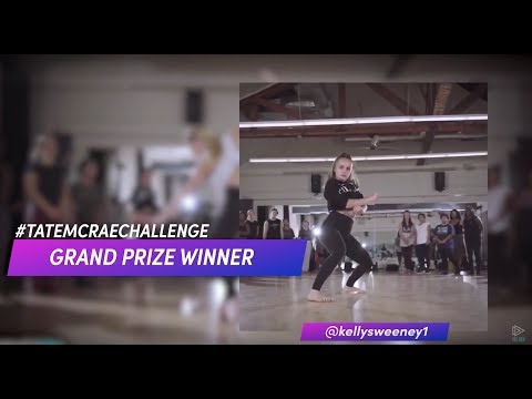 Tear Myself Apart | Tate McRae Challenge | Winner Announcement