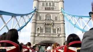 Туристическая экскурсия по Лондону на автобусе
