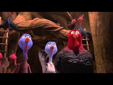 Free Birds Commercial (2013) (Television Commercial)