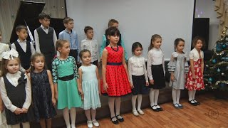 ТВЭл - В концертном зале школы искусств  собрались те, кто решил связать свою жизнь с музыкой.