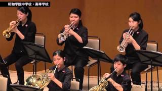 第21回日本管楽合奏コンテストBlu-ray-R/DVD-R高等学校AVol.6プログラム26-30