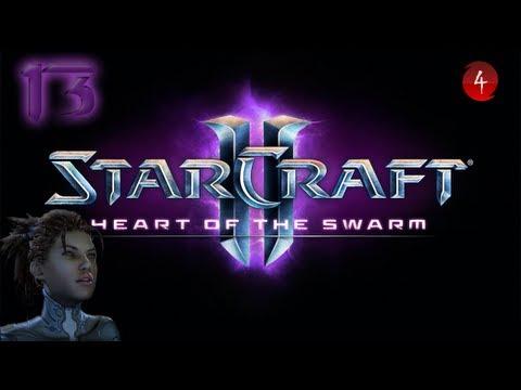 StarCraft 2 - Heart of the Swarm. Эксперт Часть 13. Заражённые