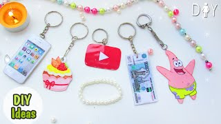 DIY School Bag TRINKETS// EASY TUTORIAL