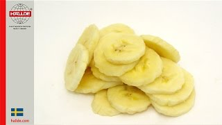 Banan: Skivare 4 mm