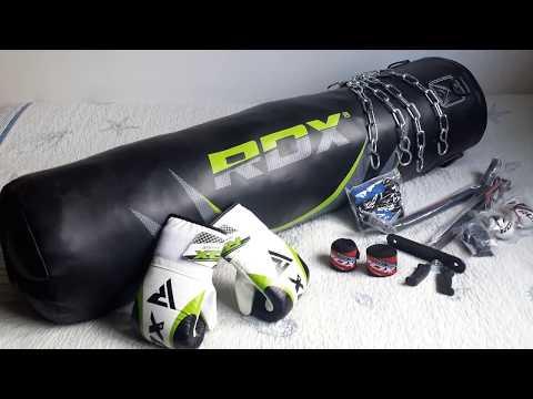 💥 RECENSIONE:  🥊 RDX sacco da boxe + kit completo per allenarsi ad un prezzo eccezionale !!!