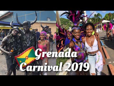 GRENADA CARNIVAL 2019| J'OUVERT, MONDAY NIGHT MAS, FANCY MAS