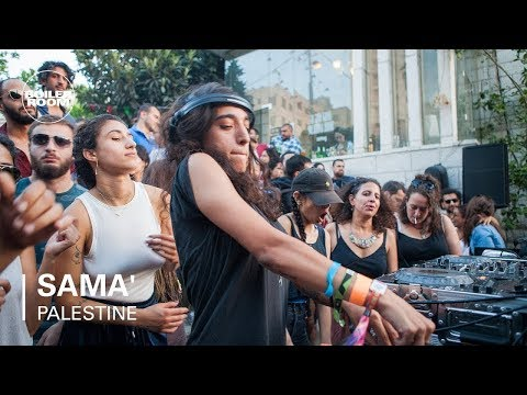 Download Sama' DJ Set | Boiler Room Palestine HD Mp4 3GP Video and MP3