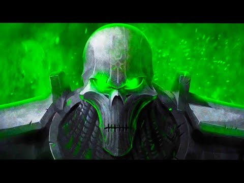 Battlefleet Gothic Armada 2 Necrons All Cutscenes (Game Movie) 4K