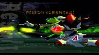 Shadow The Hedgehog PS2 JPN HD EP 4