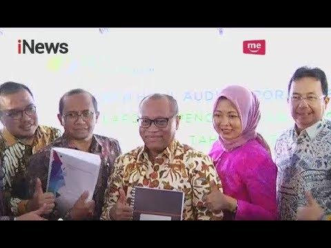 Hasil Audit, BPJS Ketenagakerjaan Raih Predikat Wajar Tanpa Modifikasi - iNews Malam 08/05