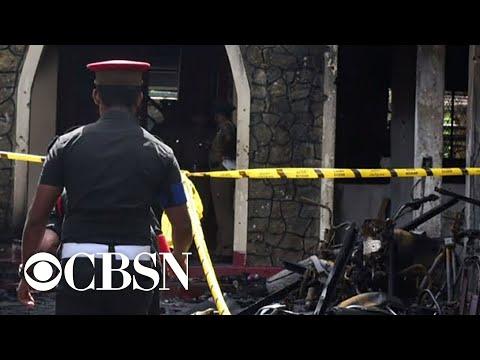 Social media blocked in Sri Lanka after attacks