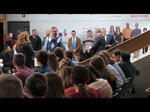 Video: Twelve schools participate in SCALES