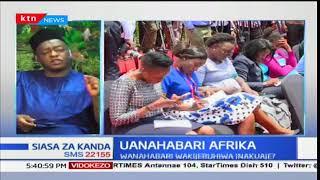 Je, sheria inawalinda aje wanahabari wa Afrika: Siasa za Kanda