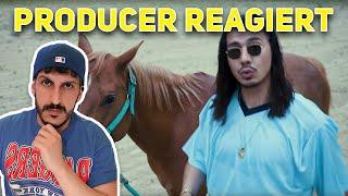 Producer REAGIERT Auf Apache 207   Nicht Wie Du (Official Video)